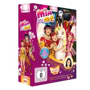 Mia And Me - MIA AND ME STAFFEL 1 BOX 2 - 3 DVD