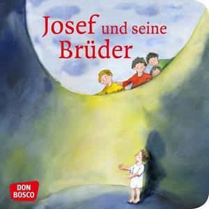 Josef und seine Brüder. Mini-Bilderbuch.