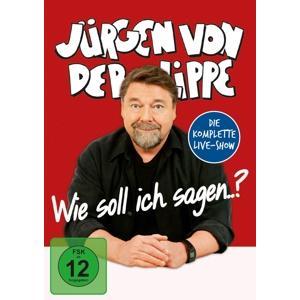 Lippe,Jürgen von der - Wie soll ich sagen - 1 DVD