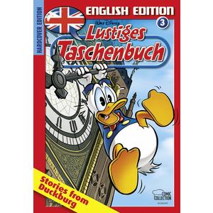 Lustiges Taschenbuch English Edition 03
