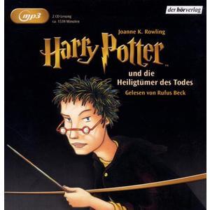 Beck,Rufus - Harry Potter Und Die Heiligtümer Des Todes MP3 RL - 2