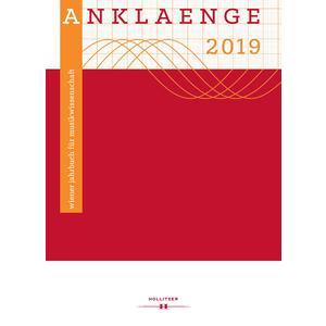 ANKLAENGE 2019