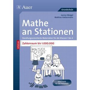Mathe an Stationen SPEZIAL Zahlenraum bis 1000000