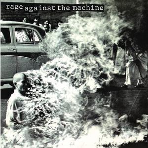 RAGE AGAINST THE MACHINE - RAGE AGAINST THE MACHINE - 1 Vinyl-LP
