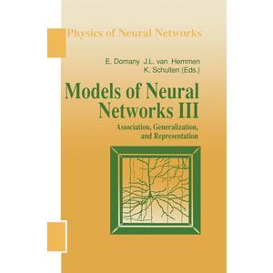 Models of Neural Networks III