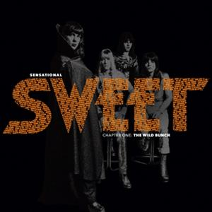 Sweet - Sensational (Chapter 1 The Wild Bunch 71-78) - 9 CD