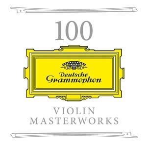 Diverse Klassik - 100 Violin Masterworks - 5 CD