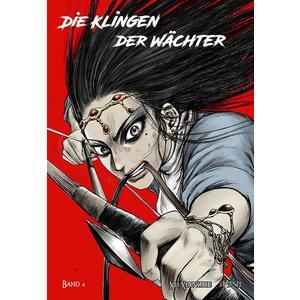 Biaoren - Die Klingen der Wächter - Band 4
