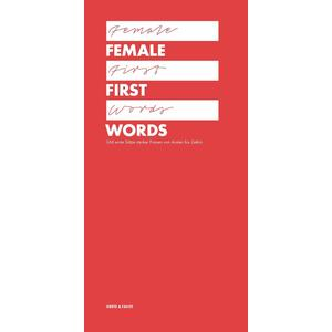 Female First Words