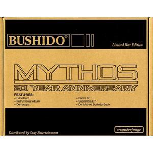 Bushido - Mythos/ltd. Fanbox - 3 CD