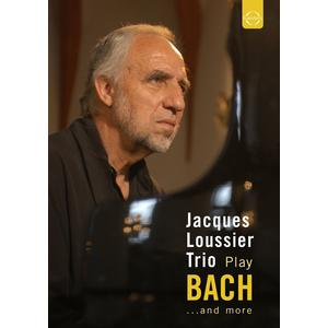 Musik-CD Play Bach...And More / Loussier,Jacques Trio, (1 DVD-Video Album)