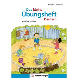 Das kleine Übungsheft Deutsch