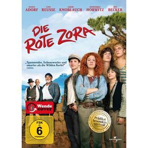 Linn Reusse,Mario Adorf,Ben Becker - Die Rote Zora - 1 DVD