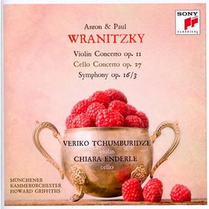 Griffiths,Howard - A.Wranitzky: Violin Concerto-P.Wranitzky: Cell - 1 CD