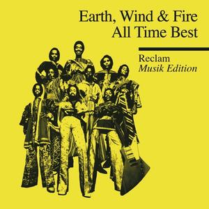 EARTH WIND AND FIRE - ALL TIME BEST - 1 CD