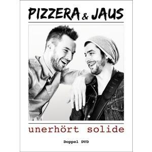 Pizzera & Jaus - Unerhört solide - 2 DVD