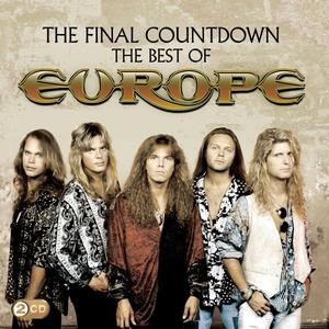 EUROPE - THE FINAL COUNTDOWN: THE BEST OF EUROPE - 2 CD