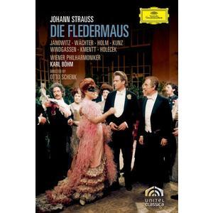 Musik-CD FLEDERMAUS / Böhm/WP, (1 DVD-Video Album)
