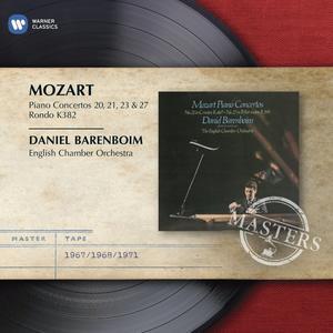 Klavierkonzerte 20,21,23,27 / Barenboim,Daniel/ECO