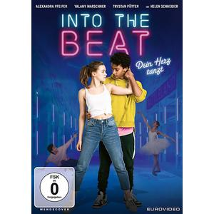 Musik-CD Into the Beat-Dein Herz tanzt / Pfeifer,Alexandra/Marschner,Yalany, (1 DVD-Video Album)