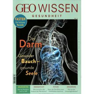 GEO Wissen Gesundheit / GEO Wissen Gesundheit mit DVD 12/19 - Der Darm