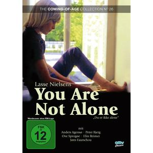 You Are Not Alone (The Coming-of-Age Collection No / Agenso,Anders/Bjerg,Peter