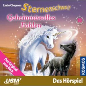 Sternenschweif - STERNENSCHWEIF 10: GEHEIMNISVOLLES FOHLE - 1 CD