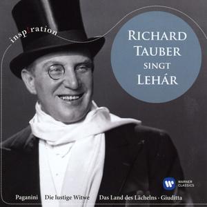 Musik-CD RICHARD TAUBER SINGT LEHAR / Tauber,Richard, (1 CD)