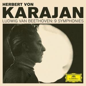 Karajan/BP - 9 Sinfonien (PURE AUDIO) Dolby Atmos - 2 DVD