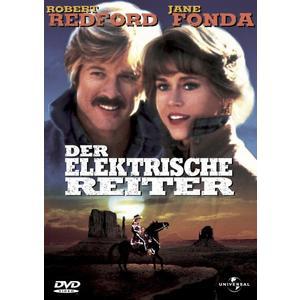 Robert Redford,Jane Fonda,Valerie Perrine - Der Elektrische Reiter - 1 DVD