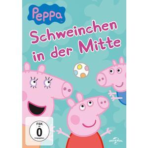 Various - Peppa Pig-Schweinchen in der Mitte - 1 DVD