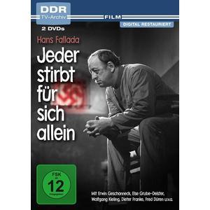 DDR TV-Archiv - Jeder stirbt für sich allein - 2 DVD