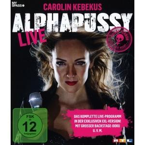 Kebekus,Carolin - AlphaPussy - 1 Blu-Ray