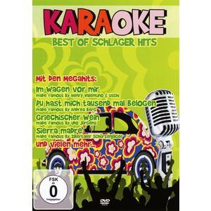 Various - Karaoke-Best Of Schlager Hits - 1 DVD