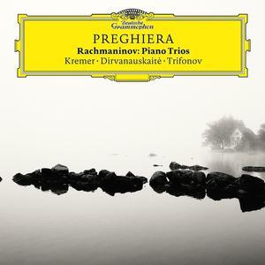 Musik-CD Preghiera-Piano Trios / Kremer,G./Trifonov,D., (1 CD)