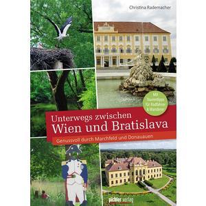 Unterwegs zwischen Wien und Bratislava