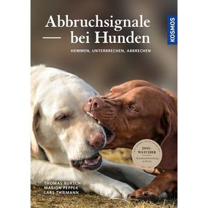 Abbruchsignale bei Hunden