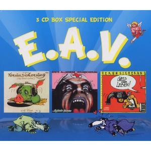 Musik-CD 3CD BOX SPECIAL EDITION / EAV, (3 CD)