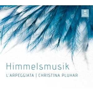 Pluhar/Jaroussky/L'Arpeggiata/Scheen - Himmelsmusik(Ltd. Deluxe-Edition) - 1 CD