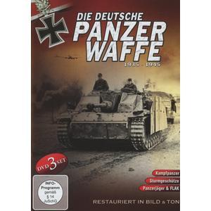 History Films - Die Deutsche Panzerwaffe 1935-1945 - 3 DVD