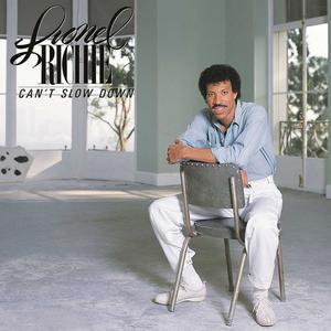 Richie,Lionel - Can't Slow Down - 1 Vinyl-LP