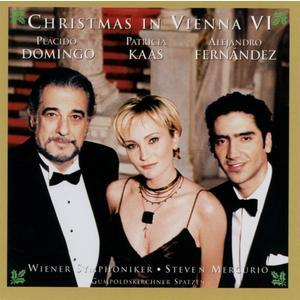 CHRISTMAS IN VIENNA VI / DOMINGO,DOMINGO/KAAS,PATRICIA/FERNANDEZ,A./+