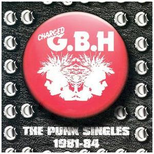 Musik-CD The Punk Singles 1981-84 / G.B.H., (1 CD)