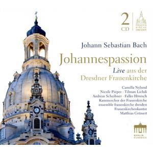 Kammerchor Frauenkirche Dresden/+ - Johannespassion - 2 CD