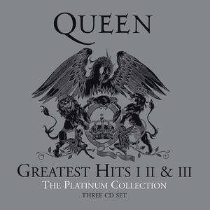 Musik-CD GREATEST HITS I+II+III - T / Queen, (3 CD)