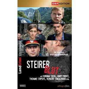 Murnberger,Wolfgang/Stein,Miriam/Prinz,Hary - Steirerblut - 1 DVD