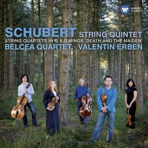 Musik-CD STREICHQUINTETT/STREICHQUARTETTE / BELCEA QUARTET, (2 CD)