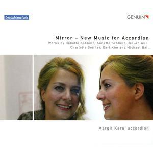 Kern,Margit - Mirror/New Music for Accordion - 1 CD