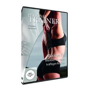 Musik-CD Rücken fit: Workout für einen starken Rücken / Beckmann,Franziska/Schmoll,Janina, (1 DVD-Video Album)