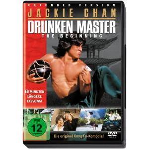 Jackie Chan - Drunken Master-The Beginning-Extended Version - 1 DVD